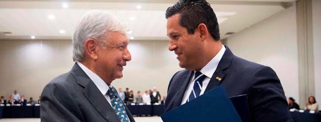 Gobernador de Guanajuato reprocha que AMLO no lo atiende