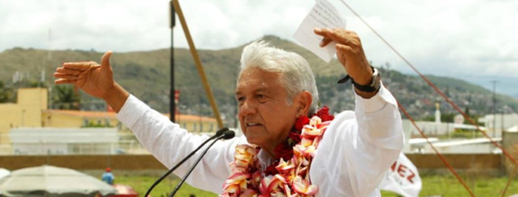 AMLO cita a Quevedo para hablar de la corrupción en México