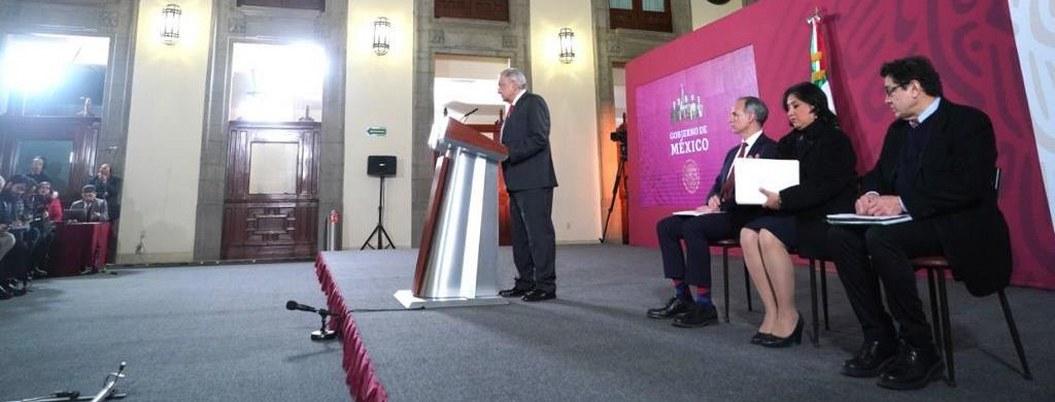 Por desesperación el crimen recluta a niños, dice López Obrador