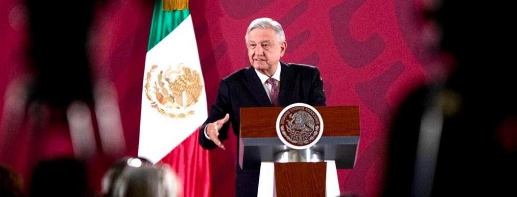 AMLO: Pemex supera crisis neoliberal, ya es una empresa pública