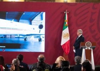 AMLO anuncia venta de 28 aviones en subasta; buscan obtener 2 mmdp 5