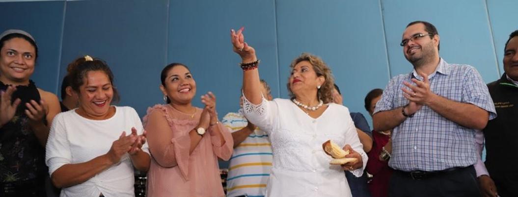 Adela reprocha marcha de locatarios del Parque Papagayo