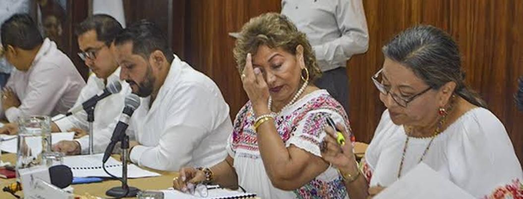 Adela Román también buscará candidatura de Morena a la gubernatura
