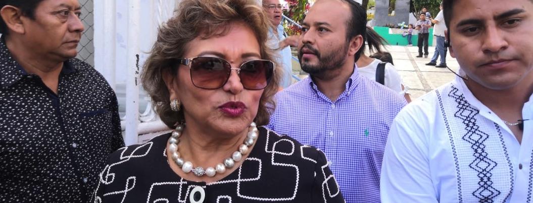 Homicidio doloso en Acapulco, a la baja: Adela Román