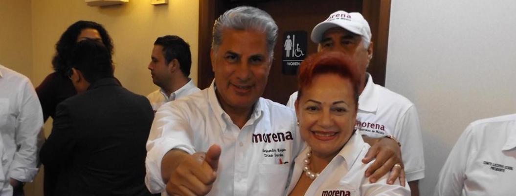 Morena tendría 3 dirigentes nacionales, advierte Alejandro Rojas