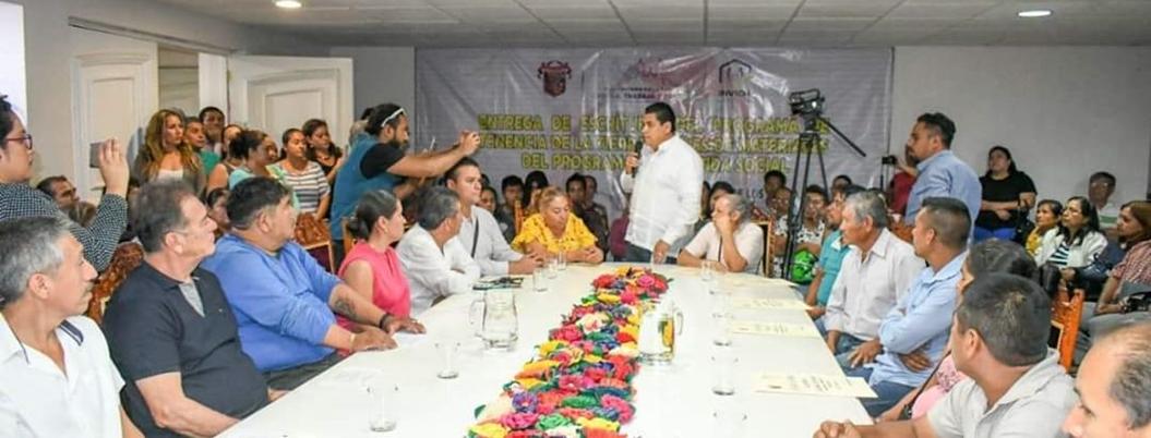 Gaspar convertirá en escuelita el Ayuntamiento: prohibirá celulares