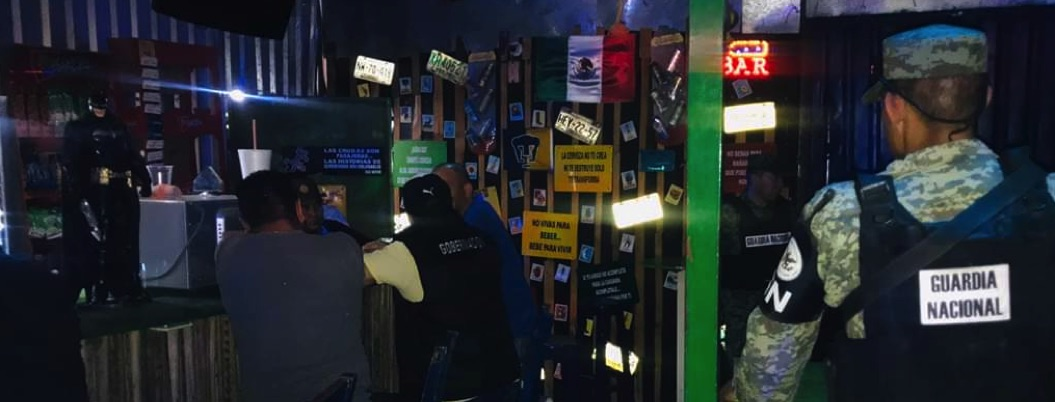 Multas de $22 mil a bares en Chilpancingo que no respeten horario