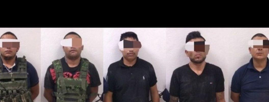Caen integrantes del CJNG en Salamanca; llevaban armas largas
