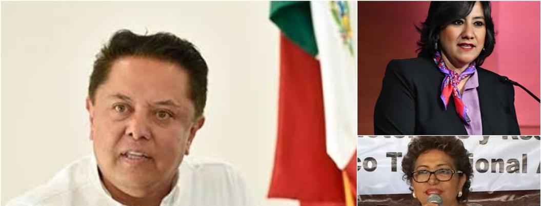 Estos personajes buscan candidatura Morena en Guerrero