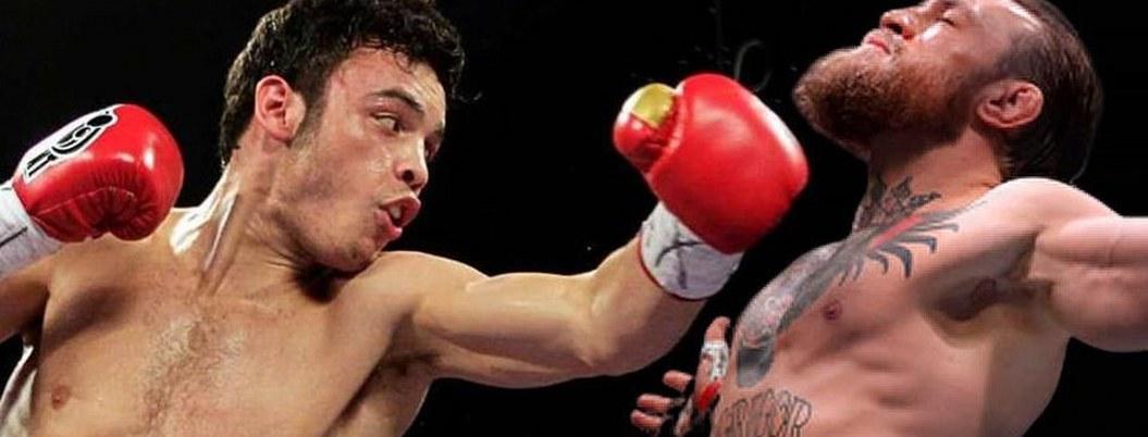 Noqueo a McGregor en 8 rounds, si no, que no me pagen: Chávez