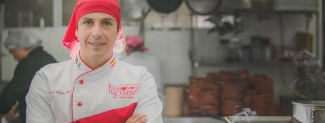 Acribillan a chef español en Tijuana