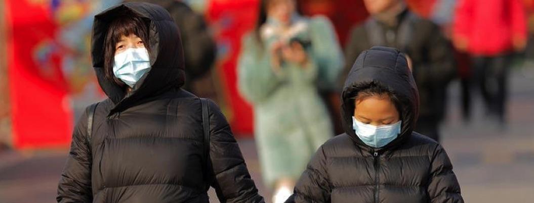 China tiene en cuarentena a 50 millones de habitantes