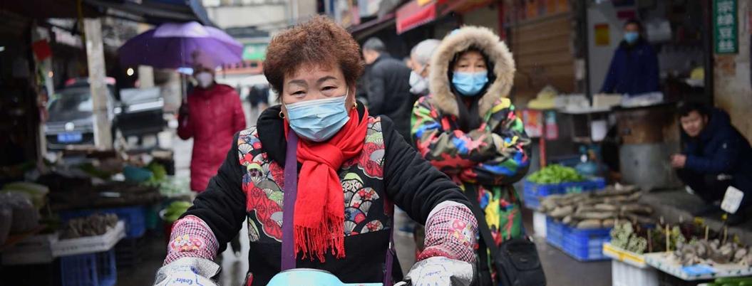 China vive grave situación por epidemia del coronavirus