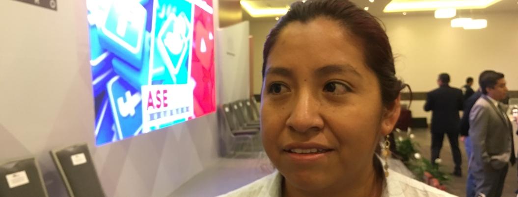 Alcaldesa de Cochoapa espera protección federal