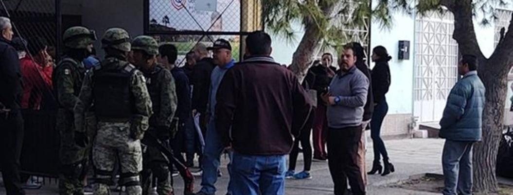 Abuelo entregó armas a estudiante homicida de Torreón