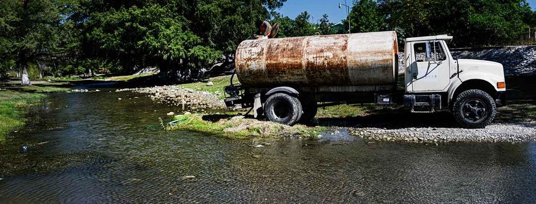 Industrias envenenan a pobladores en cuenca Lerma-Chapala