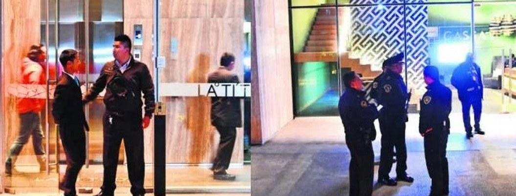 Sicarios burlan seguridad y matan a 3 en departamento de la CDMX