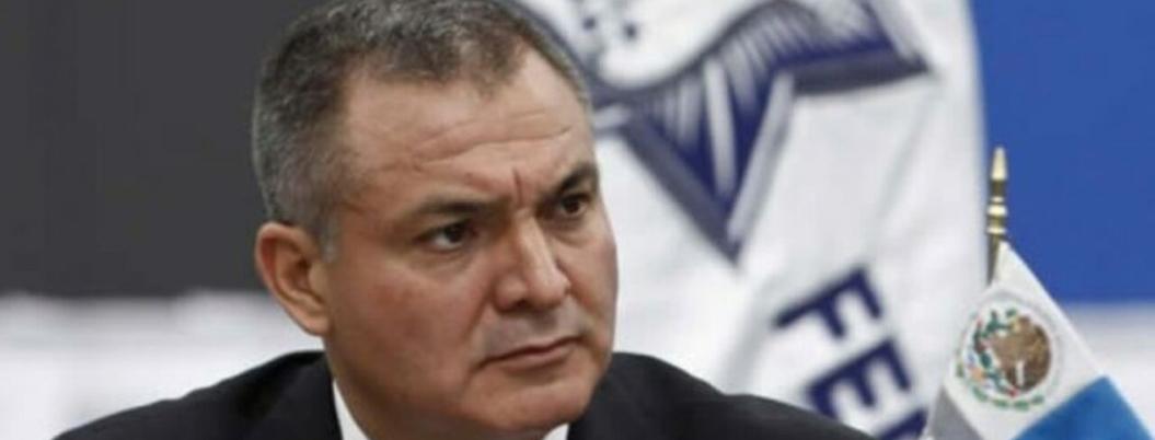 García Luna no tiene para pagar abogados por bloqueo de sus cuentas