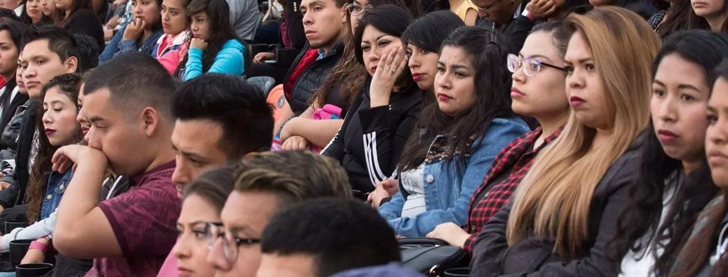 """""""Jóvenes nunca más serán ignorados"""", afirma Luisa María Alcalde"""