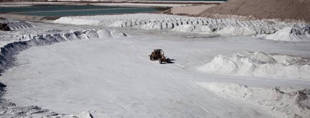 IP extranjera se frota las manos para extraer litio en México