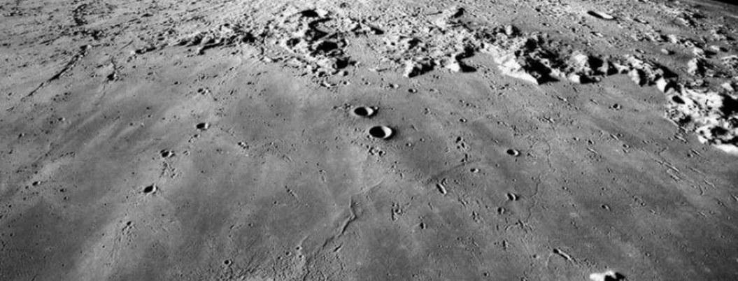 NASA confirma existencia de hielo en la Luna