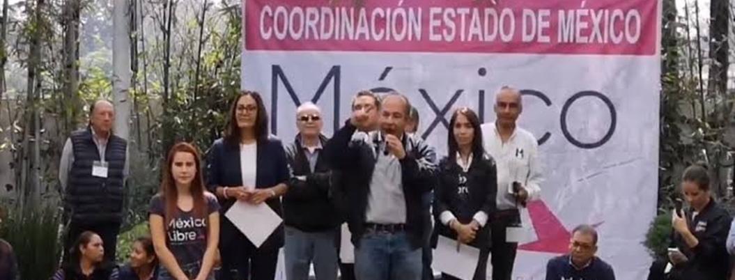 México Libre, otro fraude de Calderón orquestado desde el INE