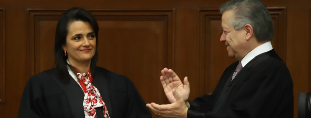 Margarita Ríos-Farjat, de poeta a ministra de la SCJN