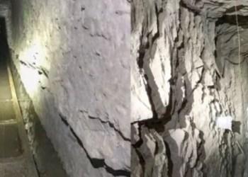 Descubren narco túnel gigante que conecta Tijuana con San Diego 3