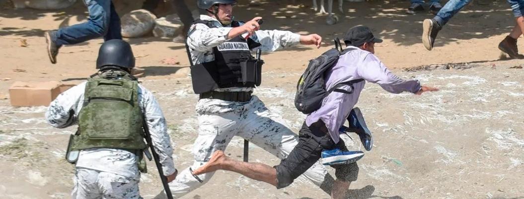 Segob aclara que GN respeta derechos humanos de migrantes
