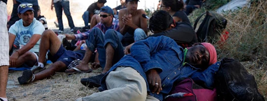 Garantizan respeto a derecho humanos de migrantes centroamericanos