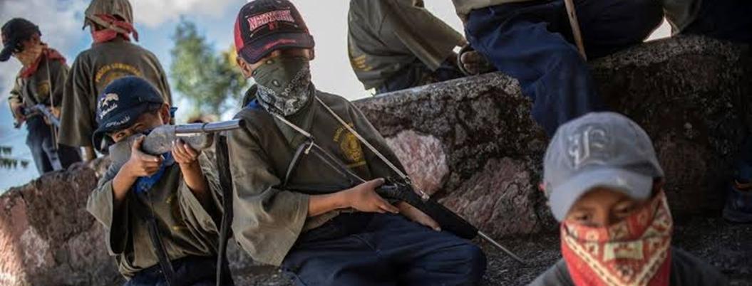 Impunes, 97% de los asesinatos de menores en México