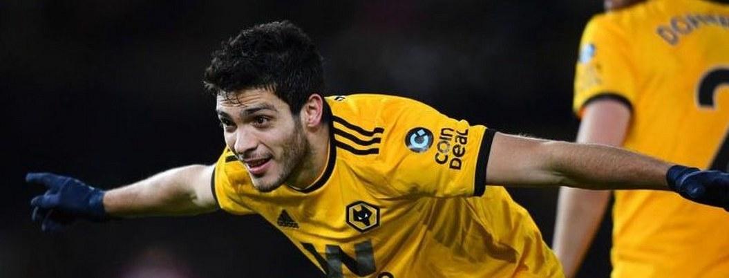 Wolves rinde homenaje a Jiménez por sus 23 goles en Premiere League