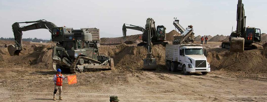 Construcción de Santa Lucía ha generado 12 mil empleos