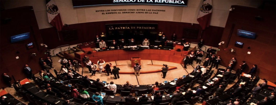 Senado va por paridad en Banxico, CNDH e INE