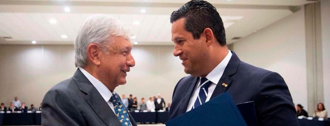 Sinhue refuta a AMLO y presume que en Guanajuato no hay impunidad