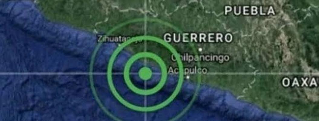 Autoridades recomiendan evitar fake news sobre sismos en Guerrero