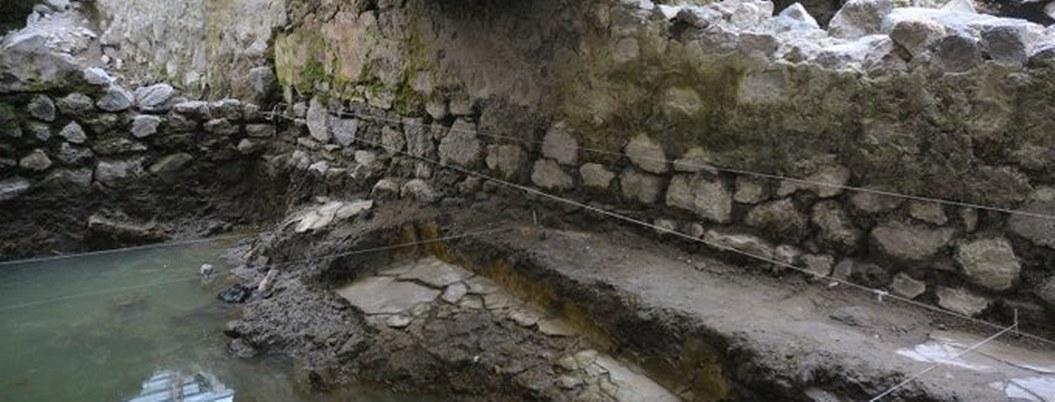 Hallan temazcal prehispánico, en el centro histórico de la CDMX