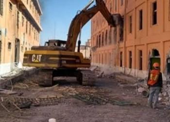 Inicia demolición del penal de Topo Chico en Nuevo León 4