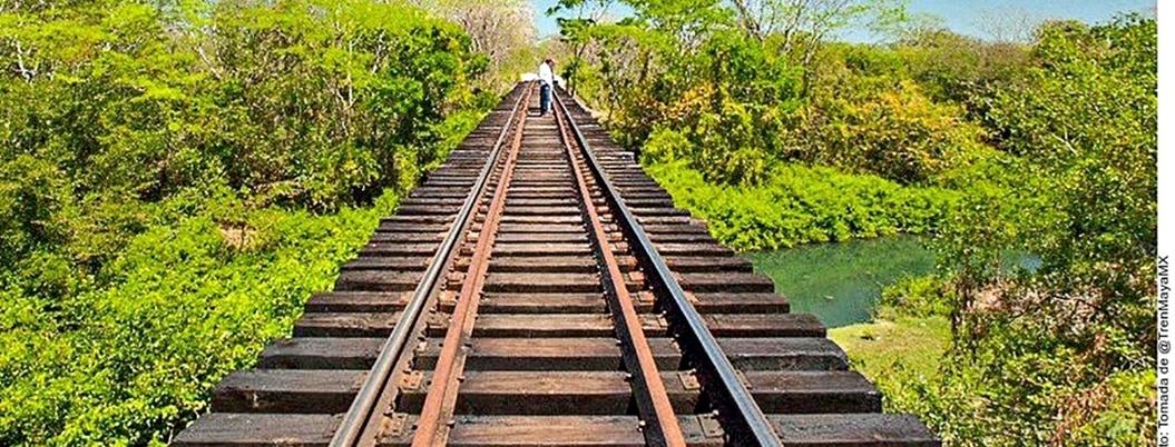 Empezarán a construir tramos del Tren Maya en abril