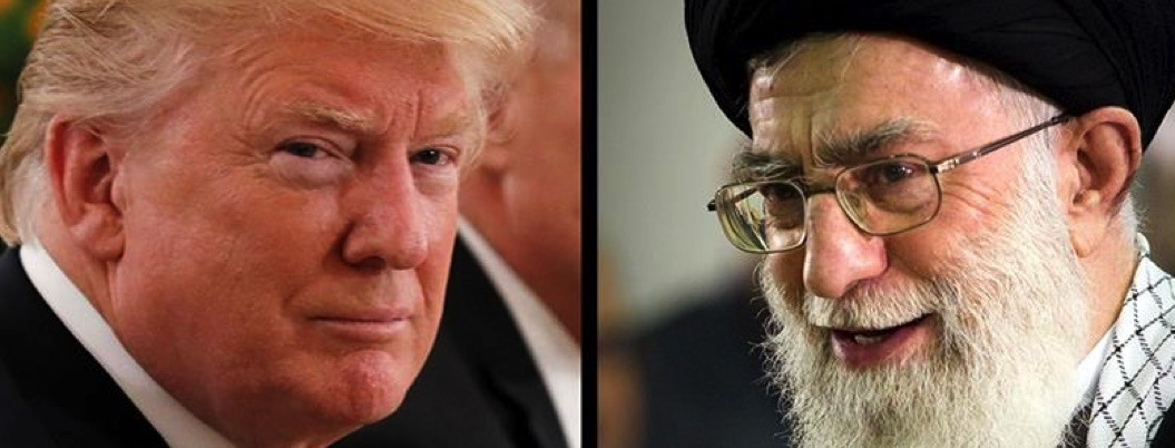 Trump advierte a ayatolá Ali Jamenei que cuide sus palabras