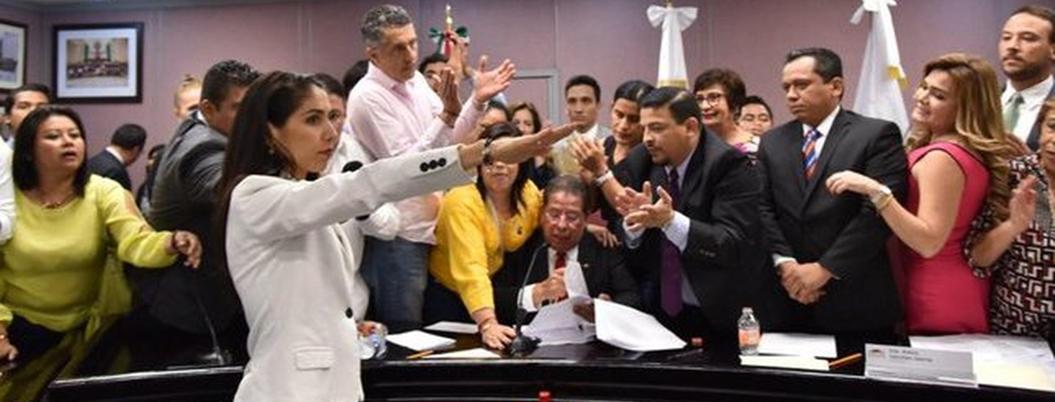 PRD pide destitución de fiscal de Veracruz por familiar criminal
