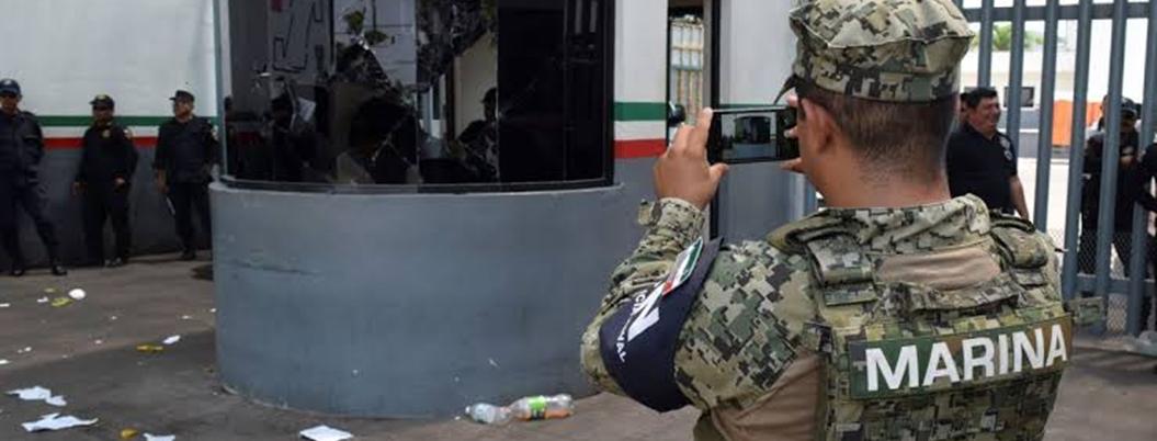 EU se preocupa por la violencia imparable en México