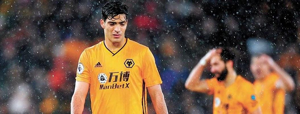 Wolves de Raúl Jiménez inicia mal el año, pierde 2 a 1 ante Watford