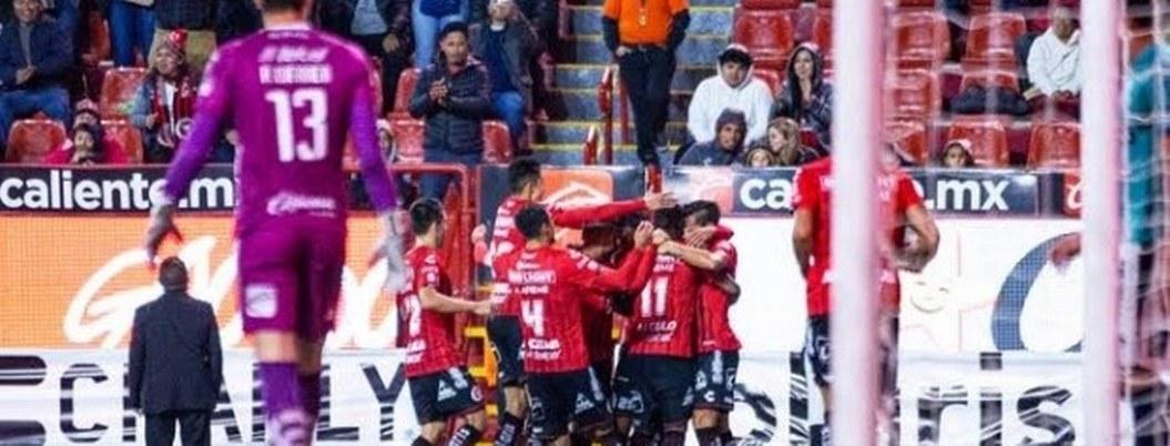 Tijuana derrota al Atlético San Luis y lo deja fuera de Copa MX