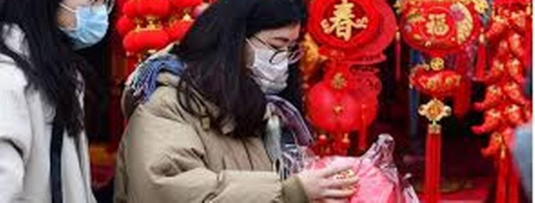Cancelan ceremonias del Año Nuevo por temor al coronavirus