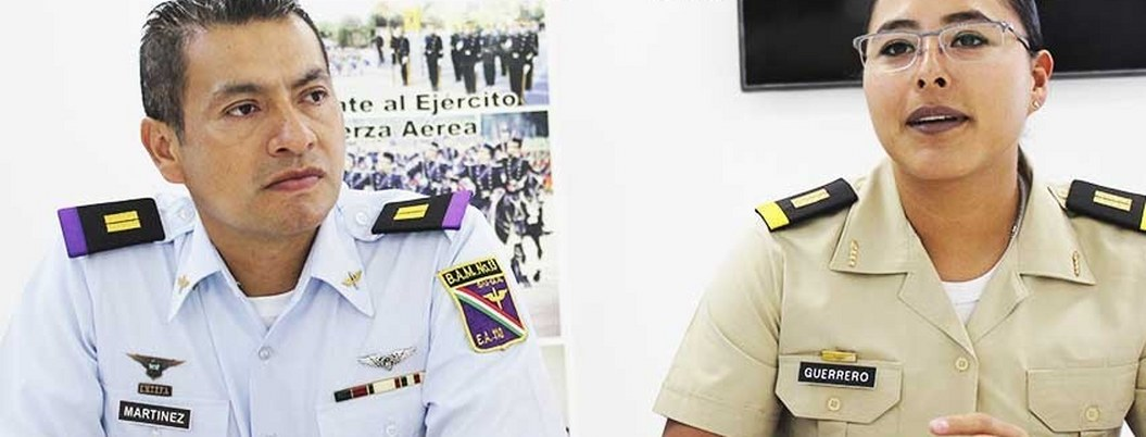 Sedena abre convocatoria para estudiar una carrera militar