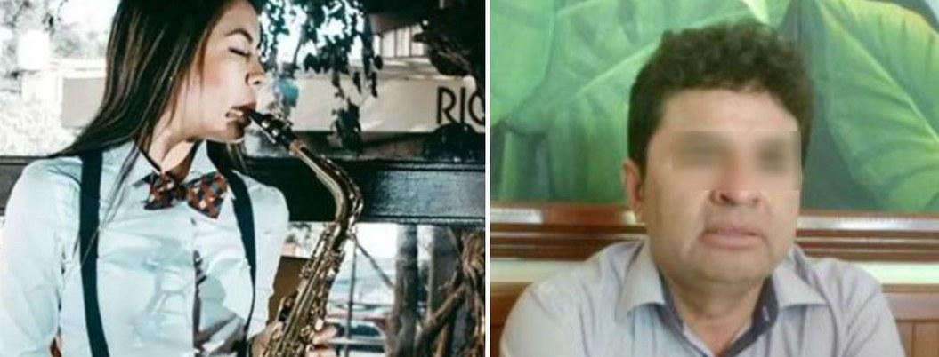 Catean domicilio de exdiputado priista que atacó a saxofonista