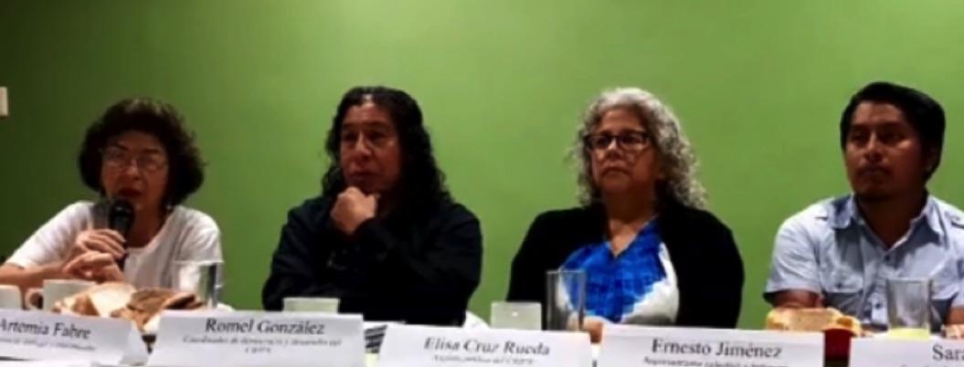 Comunidades indígenas obtienen suspensión provisional del Tren Maya