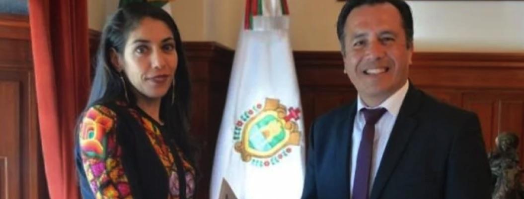 Cuitláhuac defiende a fiscal vinculada al cártel de los Z