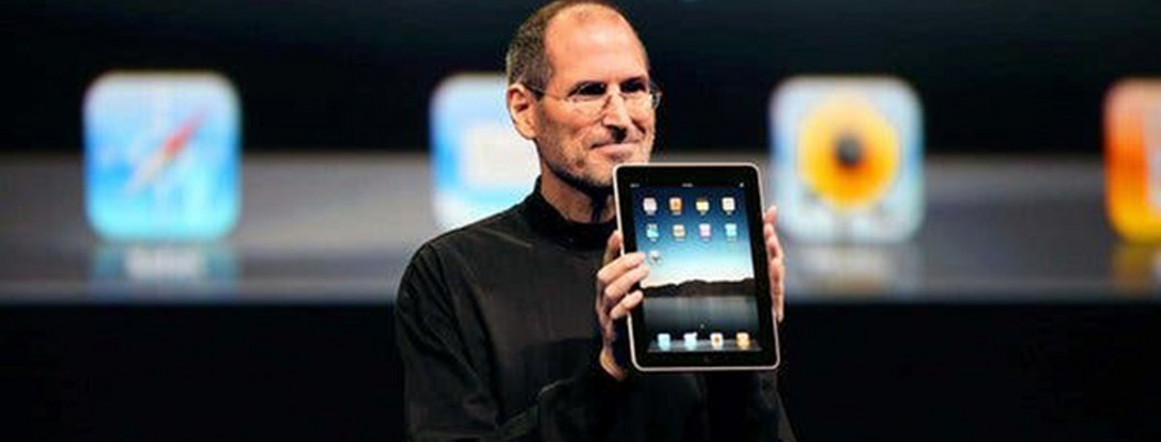 iPad cumple 10 años; así ha evolucionado